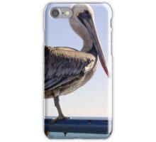 Pelican (Brief) iPhone Case/Skin