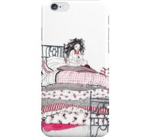 The Princess and the Pea iPhone Case/Skin