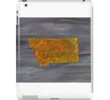 State of Montana iPad Case/Skin