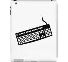Keyboard computer iPad Case/Skin
