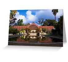 Arboretum - Balboa Park Greeting Card