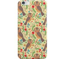 The Classic Horned Owl  iPhone Case/Skin