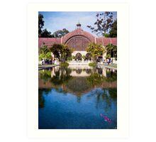 Arboretum - Balboa Park Art Print