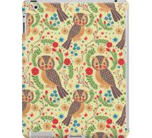 The Classic Horned Owl  iPad Case/Skin