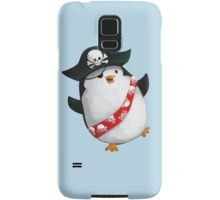 Cute Pirate Penguin Samsung Galaxy Case/Skin