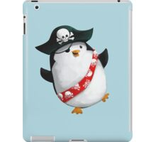 Cute Pirate Penguin iPad Case/Skin