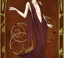 Lilli by Rose Moxon