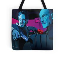 Jesse and Walter Tote Bag