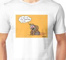 derideo ergo sum Unisex T-Shirt