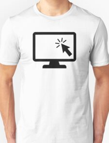 Computer screen mouse T-Shirt