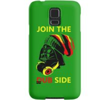 Dub Vader (red-yellow) Samsung Galaxy Case/Skin