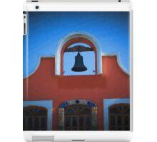 Spanish Style Building iPad Case/Skin