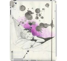 Sketchbook Jak, 16-17 iPad Case/Skin