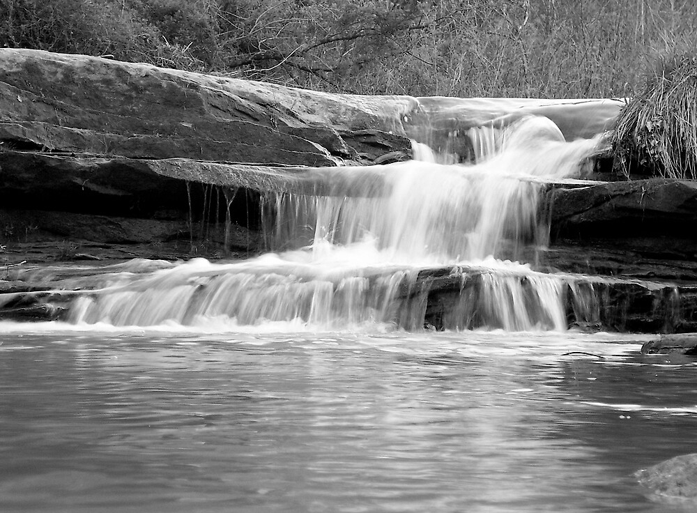 WaterFall by Jason Helton