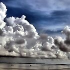 Clouds II by Erika Benoit