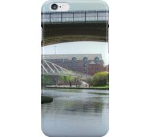 Underneath the arches.........Bridgewater Canal,  Manchester........! iPhone Case/Skin