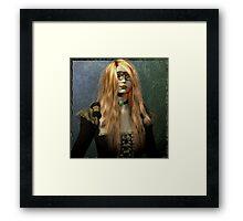The Presence of Elegance Framed Print