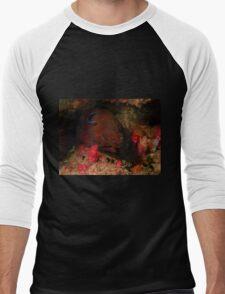 Eel in a Reef Men's Baseball ¾ T-Shirt