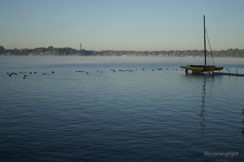 Medicine Lake by discerninglight