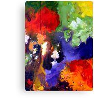 Let The Heavens Rejoice 2 Canvas Print