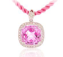 Pretty in pink by Jordan Duff