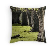 Trees 4 Throw Pillow