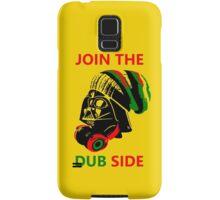 Dub Vader (red-green) Samsung Galaxy Case/Skin