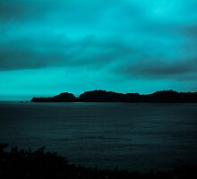 In the gloom Offshore by atycharlesparr
