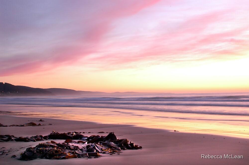 Lorne Sunrise II by Rebecca McLean