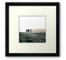 Open.Outward.Onward Framed Print