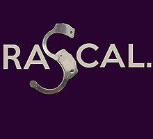 Handcuffed Rascal by dno123