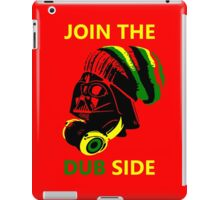 Dub Vader (green-yellow) iPad Case/Skin