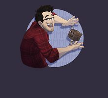 Markiplier & Tiny Box Tim (shirt only) T-Shirt
