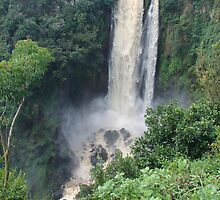 Thompson Falls, Kenya by Jemma Assender
