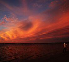 Wurdee Boluc Sunset by Lisa  Kenny