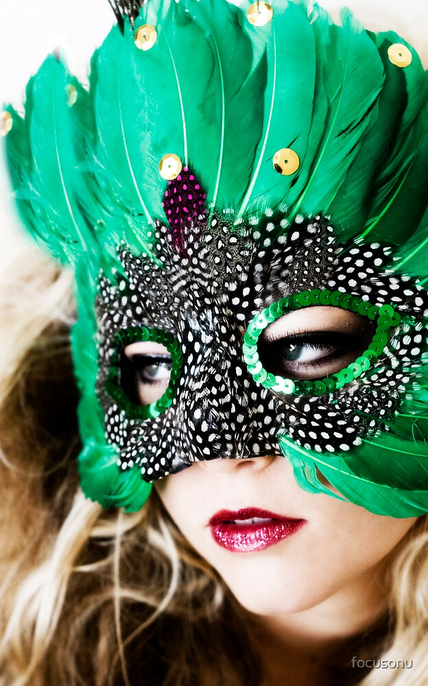 Masquerade by focusonu
