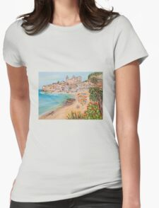 Memorie d'estate Womens Fitted T-Shirt