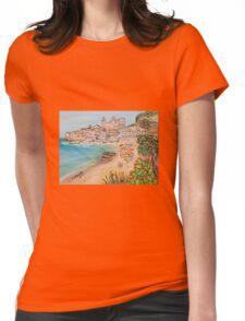Memorie d'estate Womens Fitted T-Shirt
