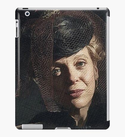 Mary, Mary, Quite Contrary iPad Case/Skin