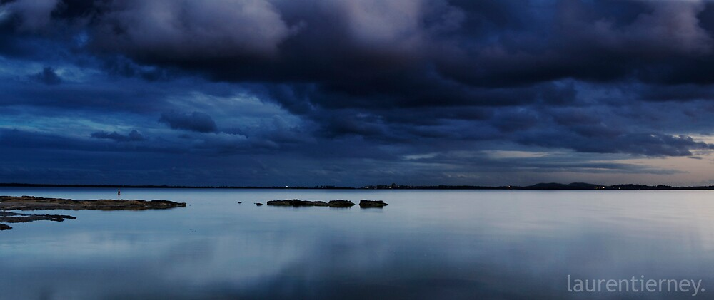 Tuggerah Lake 1 by Lauren  Tierney