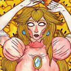 Princess Peach by Jazmine Phillips