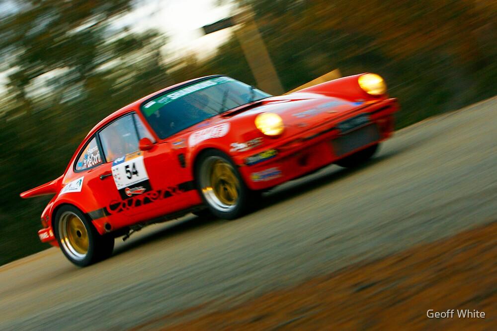 TargaWest Porsche by Geoff White