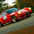 TargaWest Porsche by Geoff White