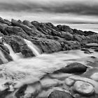 South of Canal Rocks by Scott  Cook©