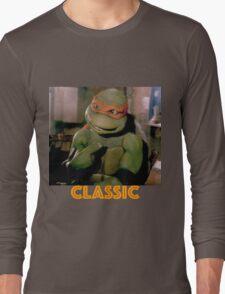 Old school turtle Long Sleeve T-Shirt