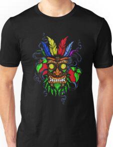 crash - bandicoot - mask Unisex T-Shirt