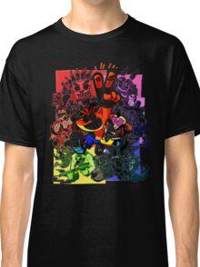 crash bandicoot Classic T-Shirt