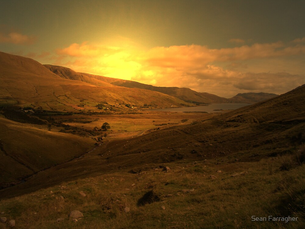 shepherds prayer by Sean Farragher