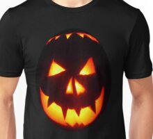 Pumpkin face Unisex T-Shirt