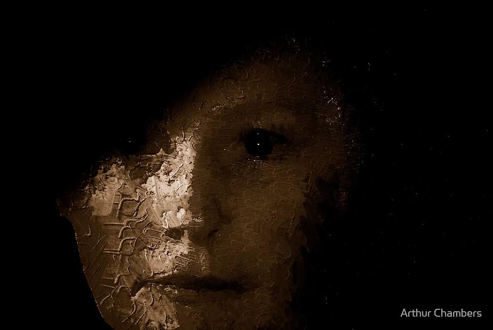 Tavern Girl by Arthur Chambers